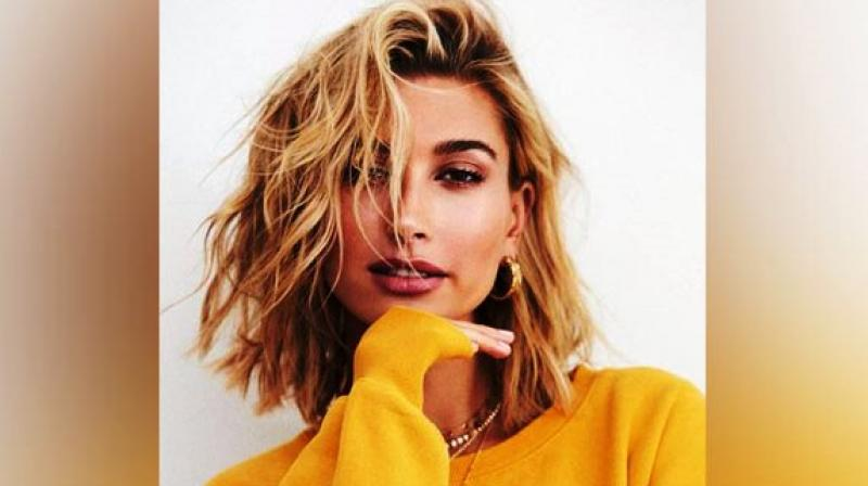 Baldwin is currently the global ambassador for BareMinerals, so she probably would not officially announce her own line until the contract ends. (Photo: ANI)