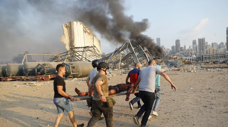 Beirut explosions: More than 70 killed, thousands injured in the Lebanon capital