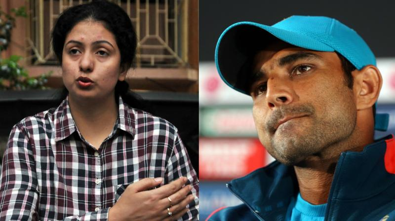 """""""All of you should have accompanied me to beat Shami. He should be beaten up on the road. How many girls' life is he going to destroy?"""" said Mohammed Shami's wife Hasin Jahan. (Photo: PTI / AFP)"""
