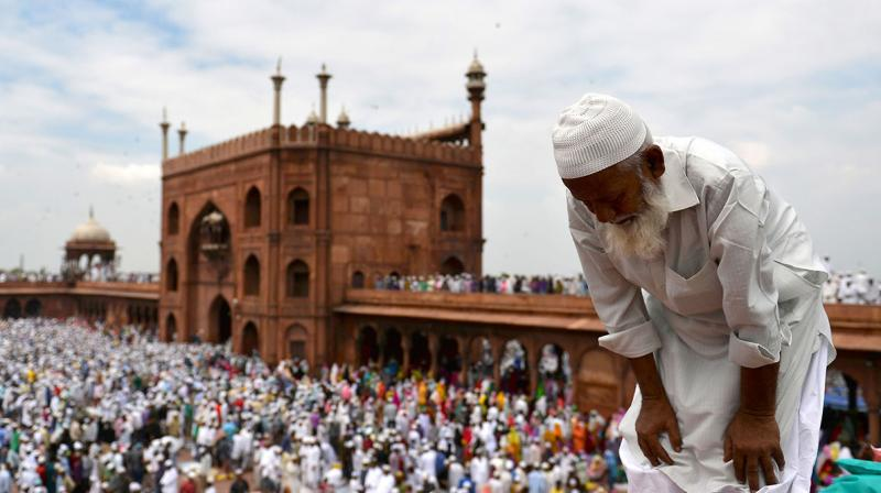 Movements during Muslim prayers can reduce back pain: study