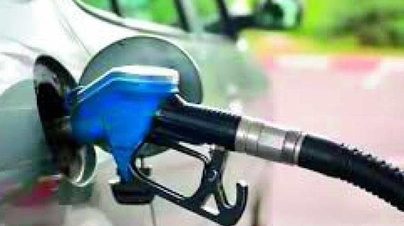 Petrol in Mumbai costs Rs 77.47 per litre and diesel is priced at Rs 69.88.