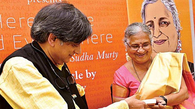 Sudha Murty: An ordinary person
