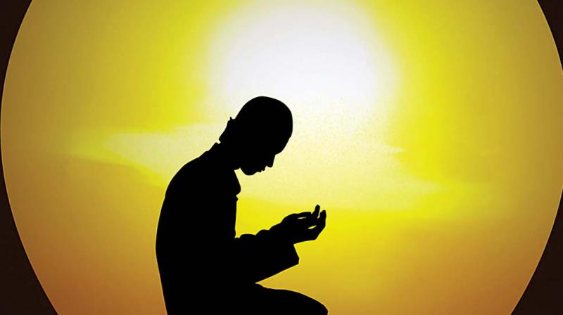 Now Muslims around the world will fast from dawn until dusk and devote much of their time in prayers.