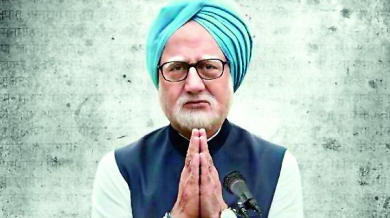 Anupam Kher as Ex PM Dr Manmohan Singh