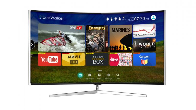 The revolutionary Cloud TV is packed with unique features like the Content Discovery Engine offering a dual experience of watching Live TV & streaming digital content on the same screen.