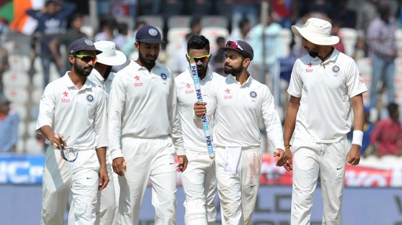 Virat Kohli and co have had a long season, having played Tests against New Zealand, England, Bangladesh and Australia, ahead of the ongoing Indian Premier League (IPL) season. (Photo: AFP)