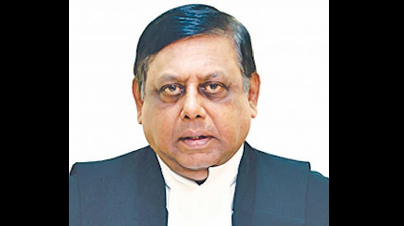 Justice V. Parthiban