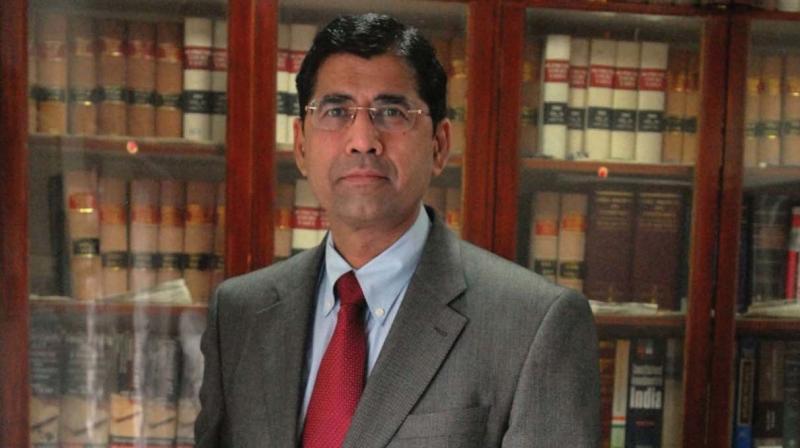 Senior advocate Arvind P. Datar