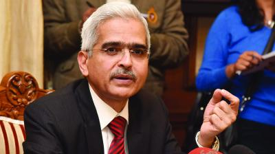 It is necessary for the RBI governor to understand what is the role of monetary policy, and the importance of financial stability, it also important for the governor to understand the nuances of the real economy and have the ability to take into account all the incoming data and take the appropriate decision, said RBI Gov Shaktikanta Das. (Photo: File)