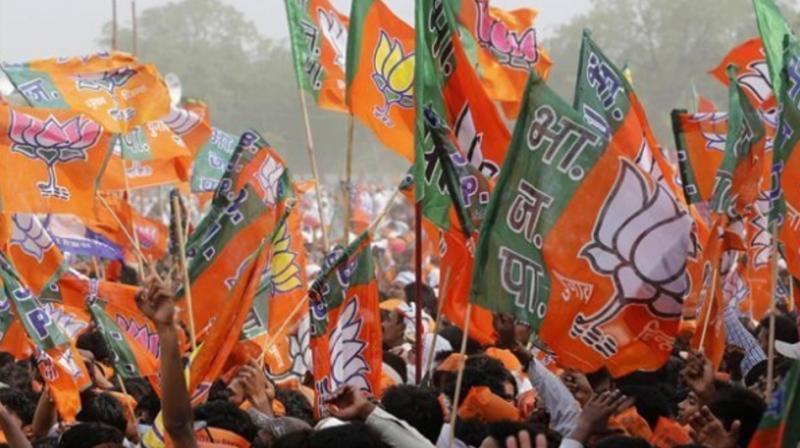 BJP's Manoj Tiwari led former Congress chief minister Sheila Dikshit from North East Delhi. (Photo: PTI   Representational )