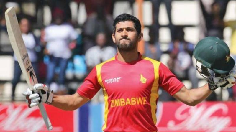The ICC on Thursday suspended Zimbabwe Cricket with immediate effect for failing to fulfil their obligation of ensuring that there is no government interference in its administration. (Photo: AFP)