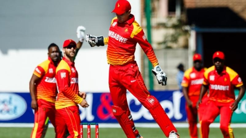 The ICC suspension means that Zimbabwean teams will be unable to play scheduled international matches in ICC events. (Photo: AFP)