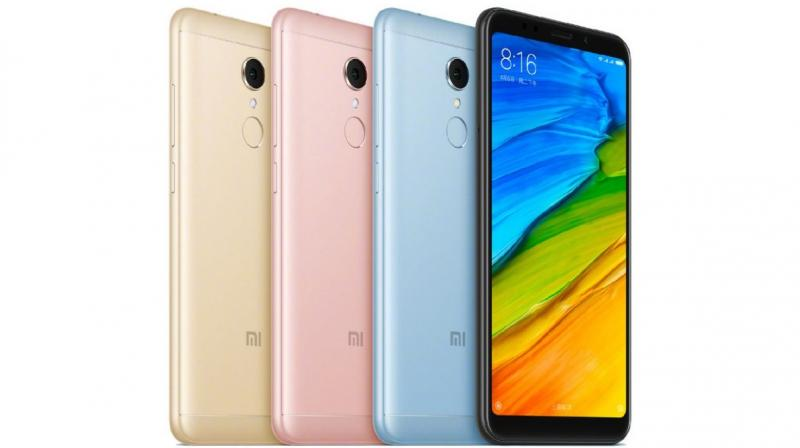 Xiaomi Redmi 5 and Redmi 5 Plus pricing leaked ahead of launch