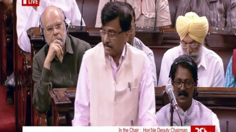 Next is Balochistan, PoK: Sena's Sanjay Raut after scrapping of Article 370 in J&K