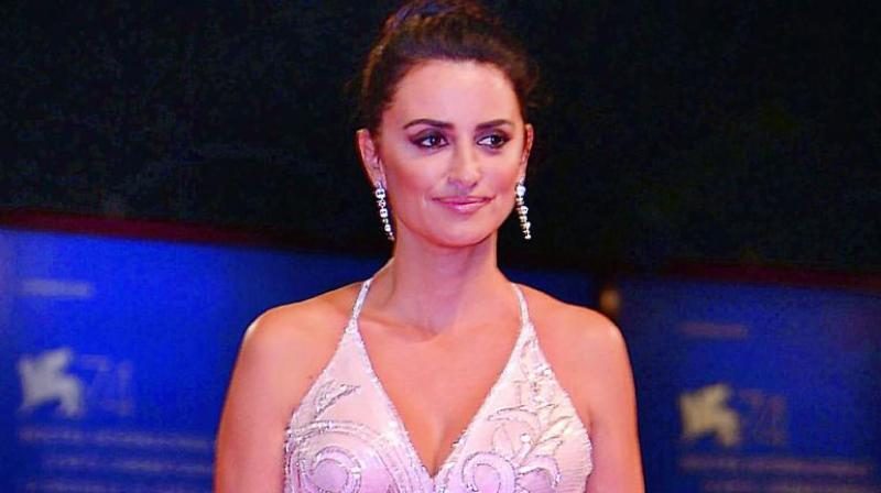 A picture of Penelope Cruz used for representational purpose only.