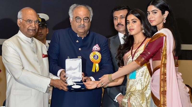 'The ministry is contemplating to send the National Film Awards to those who missed the function, through post. A decision regarding it will be taken soon,' ministry sources said. (Photo: PTI)