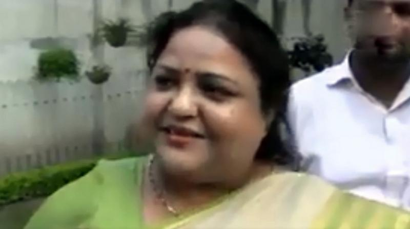 Uttar Pradesh education minister Anupma Jaiswal said that the ministers felt 'satisfaction&#039 after visiting Dalits in villages and staying at their homes despite the inconveniences