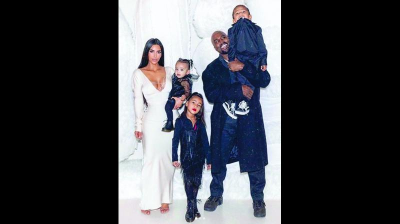 Kim Kardashian and Kanye West have welcomed their fourth child via surrogate on May 9.