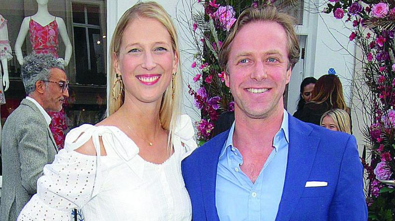Lady Gabriella Windsor, the daughter of Prince and Princess Michael of Kent, is due to marry Thomas Kingston in St. George's Chapel, Windsor Castle.