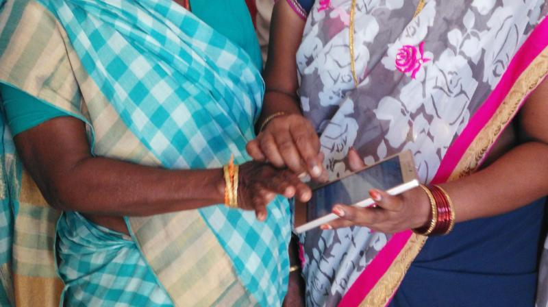 Meet the enterprising and 'connected' women of T. Sarasappalli village in Visakhapatnam