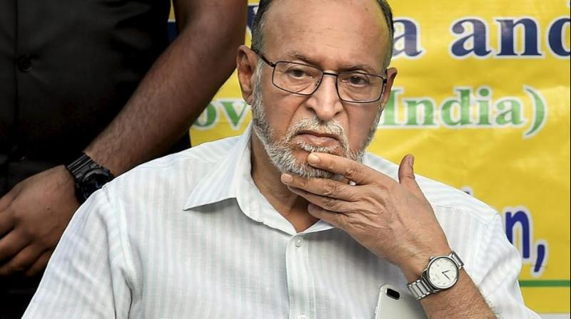 The Supreme Court on Thursday slammed Delhi Lieutenant Governor Anil Baijal over the issue of garbage disposal in the national capital. (Photo: File/PTI)