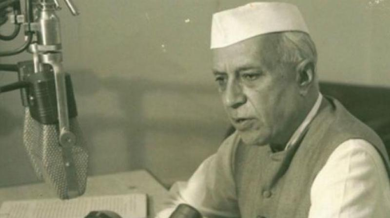 Nehru's birthday was unanimously decided to be celebrated as Bal Diwas or children day in India. (Photo: PTI)