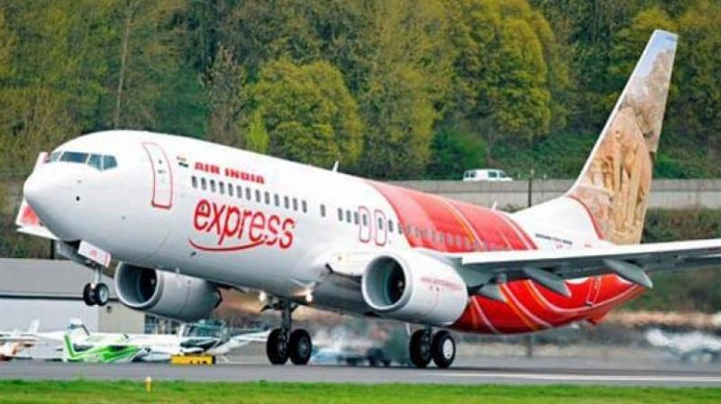 Air India Express, the low cost arm of Air India.