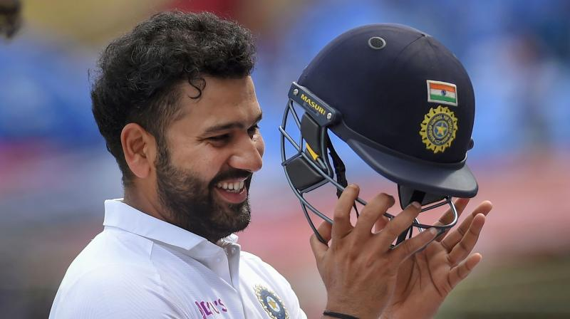 On day one, before the downpour, India displayed scintillating performance in the match after opting to bat first. (Photo: PTI)