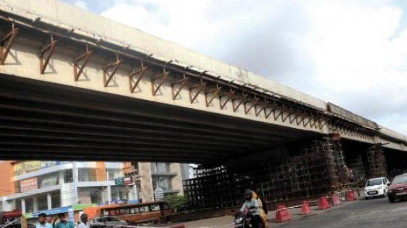 Unlike conventional flyovers, steel bridges will have a cast in-situ built at the site deck slab. (Representational Image)
