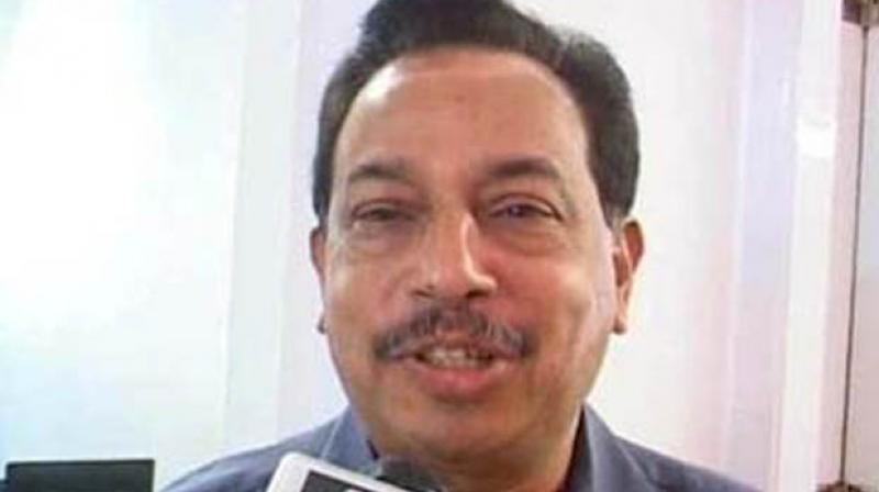Francis D'Souza claimed the party was trying to remove him from the cabinet for the past one year. (Photo: File | ANI)