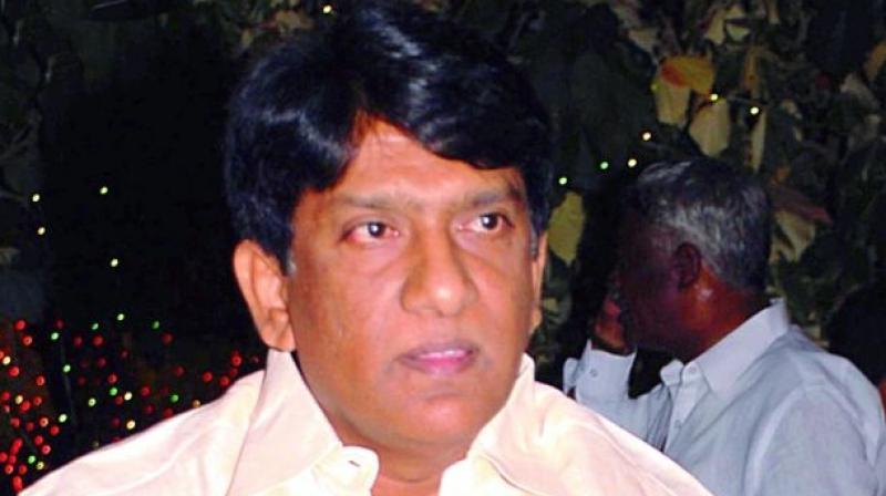 Boianapalli Vinod Kumar.