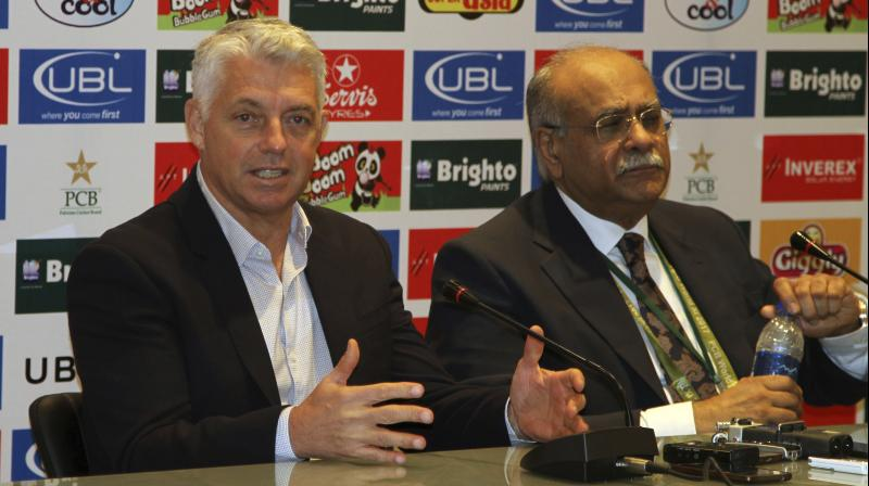 """Pakistan is an unavoidable part of the international cricket community and the Pakistani people are very passionate about the game. The ICC is very serious about reviving international cricket in the country and we are happy the first step has been taken with the World XI tour,"" said ICC CEO David Richardson. (Photo: AP)"