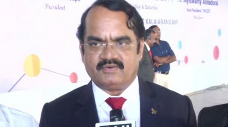 'We are also conducting certain competitions at school levels. We have state level and national level openings for school students where they will get an opportunity to showcase their skills,' Annadurai said. (Photo: ANI)