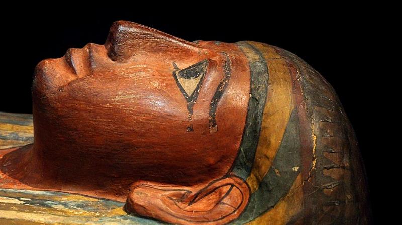 Australian Archaeologists Find Surprise Mummy in Egyptian Coffin