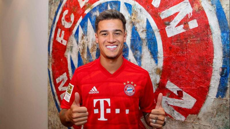 German champions Bayern Munich are hoping their fans' enthusiasm with the arrival of Brazilian midfielder Philippe Coutinho this week will spill over onto the pitch when they travel to Schalke 04 on Saturday. (Photo:AFP)