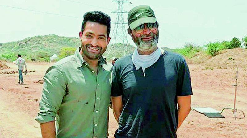 TRIVIKRAM UNABLE TO QUESTION JUNIOR SENTIMENT!