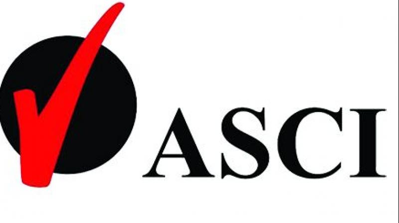 The ASCI is a nodal agency; it is well-respected in the marketing and advertising industry. The process it follows is very professional.