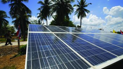 According to Mercom's India Solar Project Tracker, solar accounted for nearly 31.5 GW of the total installed capacity, representing 8.73 per cent of the total installed capacity at the end of June 2019.