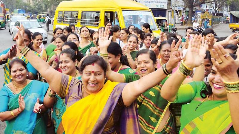 Telangana: Single women with income below Rs 2 lakh to get