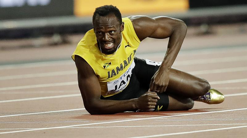 It was a sad exit for Usain Bolt who has lit up the track when the sport has been dragged through its worst-ever crisis, racked by doping and corruption scandals that went to the very heart of athletics' governing body.