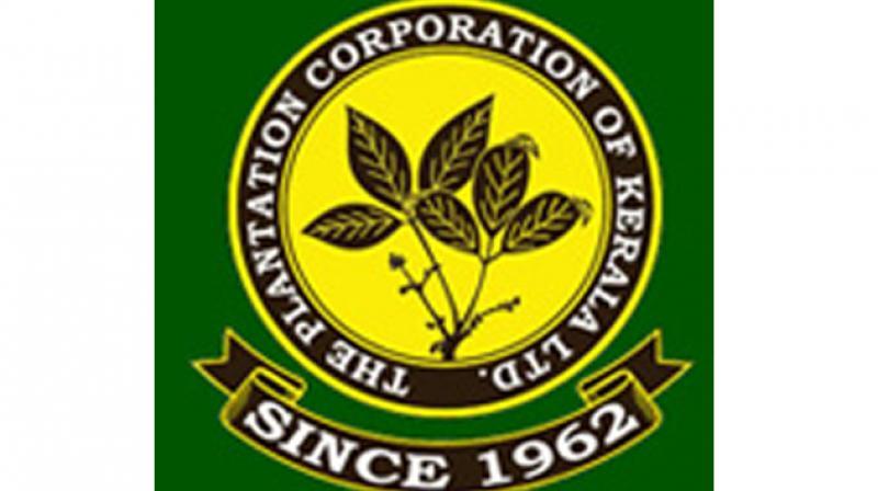 Plantation Corporation of Kerala logo
