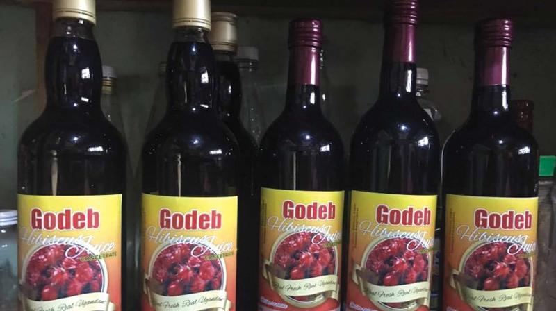 Uganda S Hibiscus Wine Bottles Spirit Of Kudumbashree