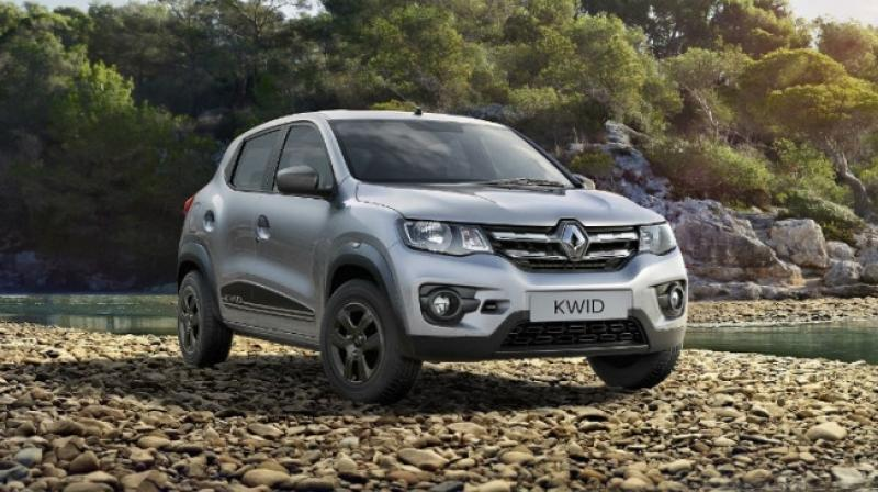 Renault India has launched the 2018 Kwid with a slight dose of chrome and additional features at no extra cost.