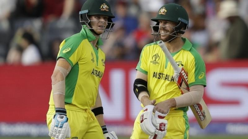 Australia captain Tim Paine has said it is critical that their young players learn from Steve Smith and David Warner as much as they can.  (Photo:AFP)
