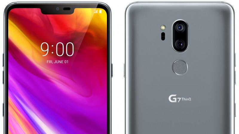 Expect the G7 ThinQ (rumoured to be its name) to built around a Snapdragon 845 chipset coupled with at least 6GB of RAM and 128GB of storage.
