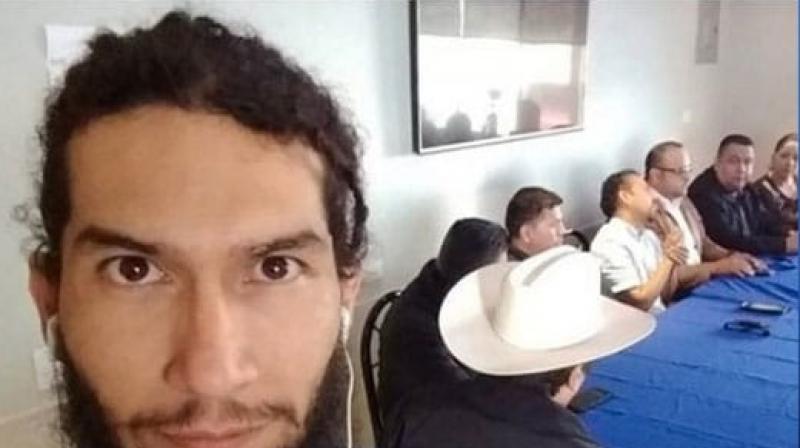 Murua, 34, headed the Radiokashana community radio station in the town of Mulege, in Baja California Sur. (Photo:Twitter)