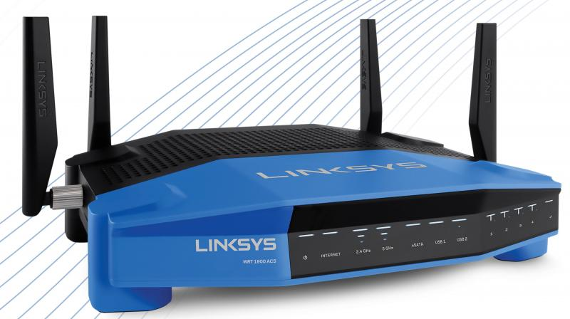 Linksys is including the Smart Wi-Fi Application with Network Map, allowing users to remotely monitor and control their network anywhere.