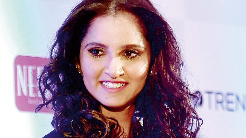 Woman is a distraction? Sania Mirza roots for accompanying WAGs on team tours