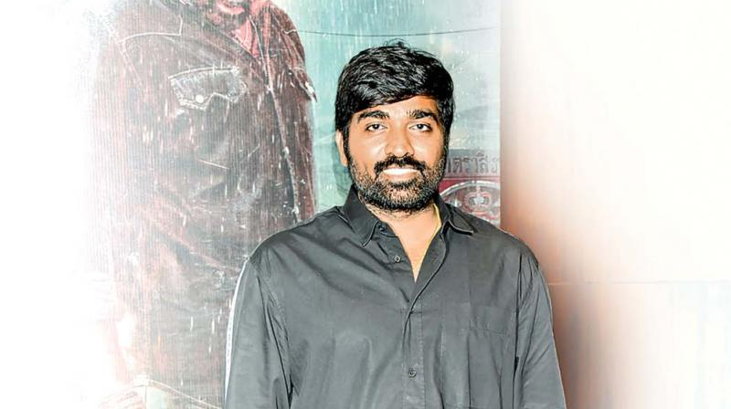 I treat success and failure equally - Vijay Sethupathi