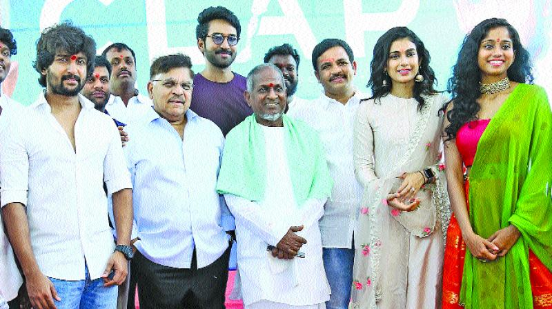Clap movie launch